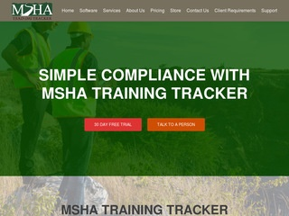 MSHA Training Tracker