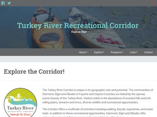 Turkey River Recreational Corridor