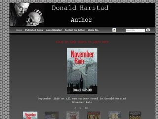 Donald Harstad Author