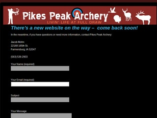 Pikes Peak Archery