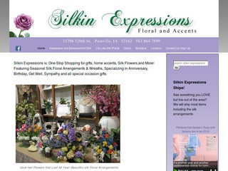 Silkin Expressions - Postville, IA
