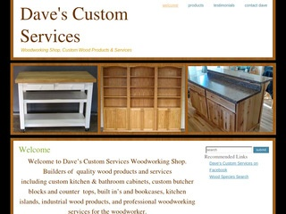 Dave's Custom Services