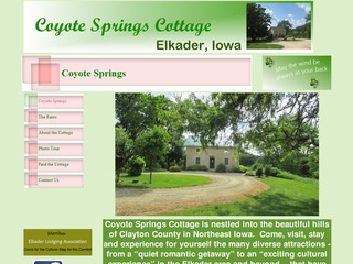Coyote Springs Cottage
