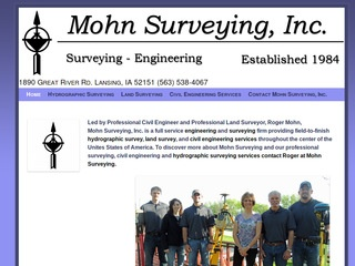 Mohn Surveying