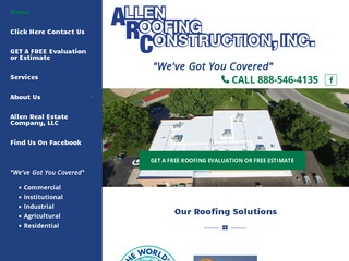 Allen Roofing and Construction, Inc