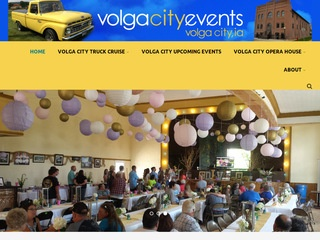 Volga City Events