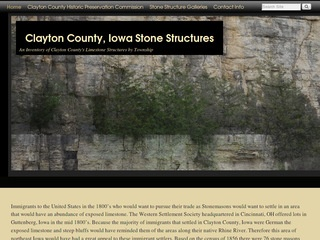 Clayton County Stone Structures