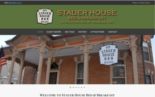 Stauer House Bed & Breakfast
