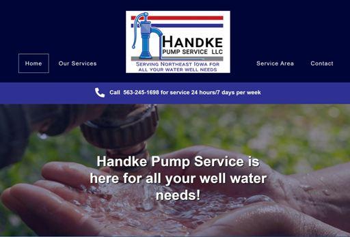 Handke Pump Service